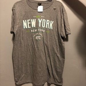 Men's NYC t shirt BRAND NEW WITH TAGS